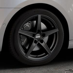 ALUTEC Raptr racing-schwarz Felge mit Reifen in 17Zoll Winterfelge Alufelge auf silbernem Skoda Octavia III Kombi Typ 5E Facelift ⬇️ mit 15mm Tieferlegung ⬇️ Industriehalle 1 Thumbnail