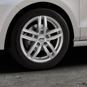 ATS Antares polar-silber Felge mit Reifen in 15Zoll Winterfelge Alufelge auf silbernem Volkswagen (VW) Polo V Typ 6C 1,0l 44kW (60 PS) 55kW (75 1,2l TSI 66kW (90 81kW (110 1,4l TDI 77kW (105 110kW (150 70kW (95 ⬇️ mit 15mm Tieferlegung ⬇️ Industriehalle 1 Thumbnail