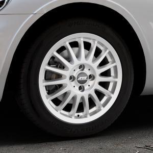 ATS Streetrallye polar-silber Felge mit Reifen in 16Zoll Winterfelge Alufelge auf silbernem Chrysler PT Cruiser Cabriolet ⬇️ mit 15mm Tieferlegung ⬇️ Industriehalle 1 Thumbnail