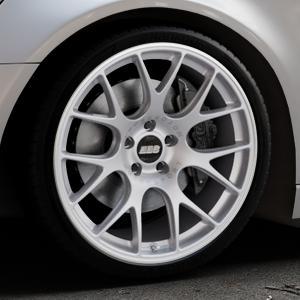BBS CH-R brillantsilber Felge mit Reifen in 20Zoll Winterfelge Alufelge auf silbernem Audi A6 Typ 4G/C7 (Avant) ⬇️ mit 15mm Tieferlegung ⬇️ Industriehalle 1 Thumbnail