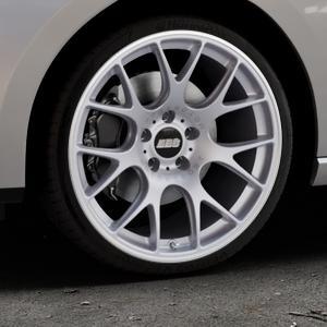 BBS CH-R titan matt Felge mit Reifen grau in 19Zoll Winterfelge Alufelge auf silbernem Seat Leon Typ 5F ST Facelift ⬇️ mit 15mm Tieferlegung ⬇️ Industriehalle 1 Thumbnail