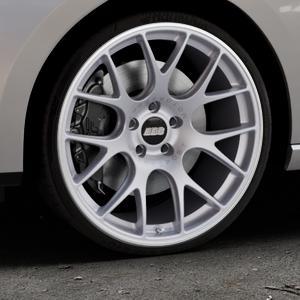 BBS CH-R titan matt Felge mit Reifen grau in 20Zoll Winterfelge Alufelge auf silbernem Seat Leon Typ 5F ST Facelift ⬇️ mit 15mm Tieferlegung ⬇️ Industriehalle 1 Thumbnail