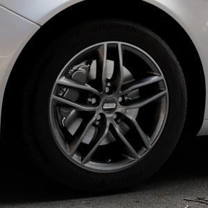 BBS SX kristall-schwarz Felge mit Reifen in 17Zoll Winterfelge Alufelge auf silbernem Opel Insignia I Sports Tourer Facelift ⬇️ mit 15mm Tieferlegung ⬇️ Industriehalle 1 Thumbnail