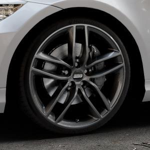 BBS SX kristall-schwarz Felge mit Reifen in 19Zoll Winterfelge Alufelge auf silbernem BMW 318i Typ E90 (Limousine) 320i 335i 335d 318d 320d 325i 330i 330d 316i 325xi 330xi 325d 330xd 320si M3 (M390) 320xd 316d 335xi 323i ⬇️ mit 15mm Tieferlegung ⬇️ Industriehalle 1 Thumbnail