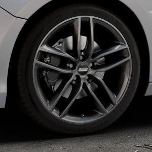 BBS SX kristall-schwarz Felge mit Reifen in 19Zoll Winterfelge Alufelge auf silbernem Mazda 6 III (12-15) Sport Kombi (GJ/GH) (15-18) (GH) Facelift (18-) ⬇️ mit 15mm Tieferlegung ⬇️ Industriehalle 1 Thumbnail