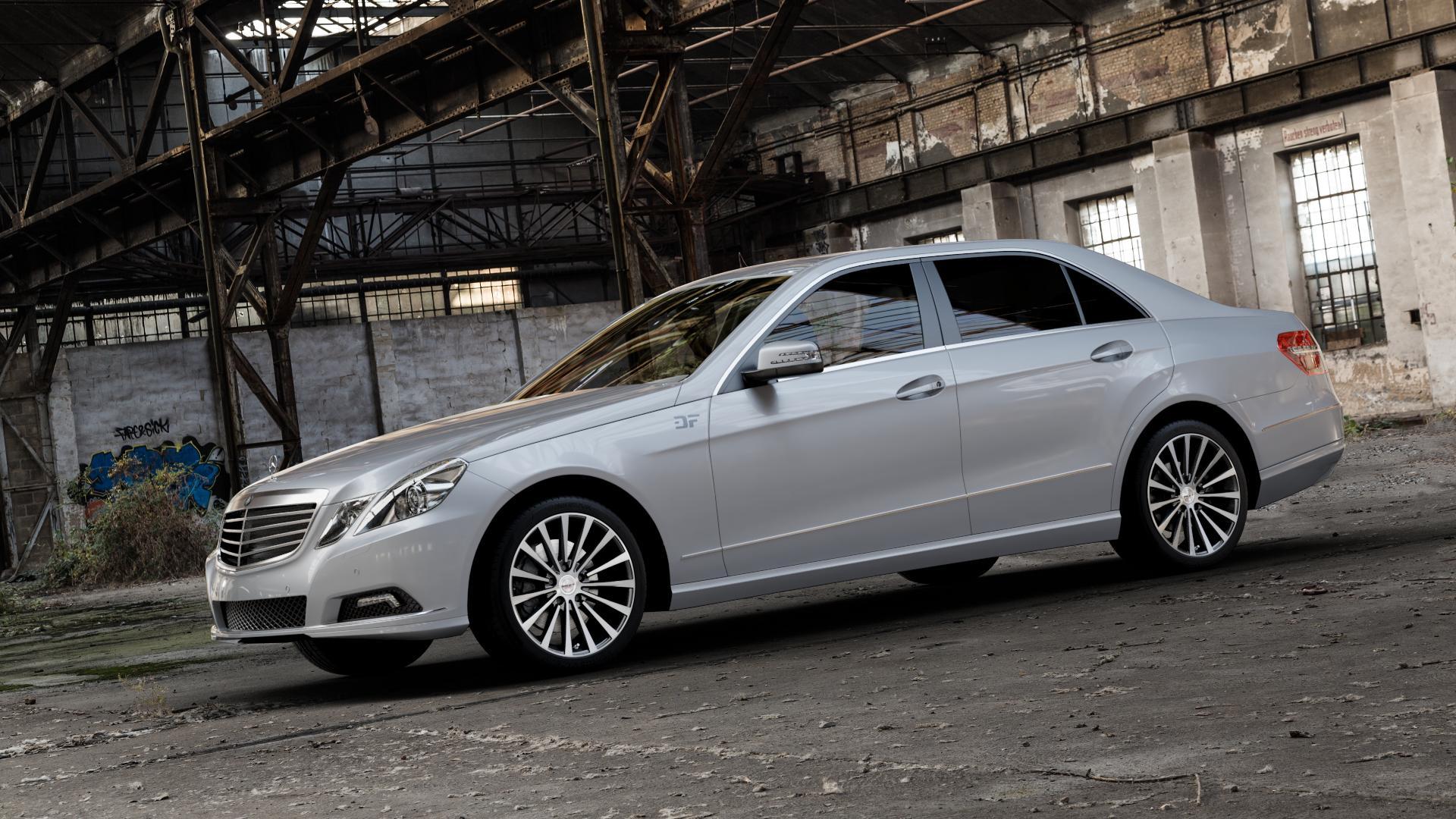 Mercedes E Klasse Borbet