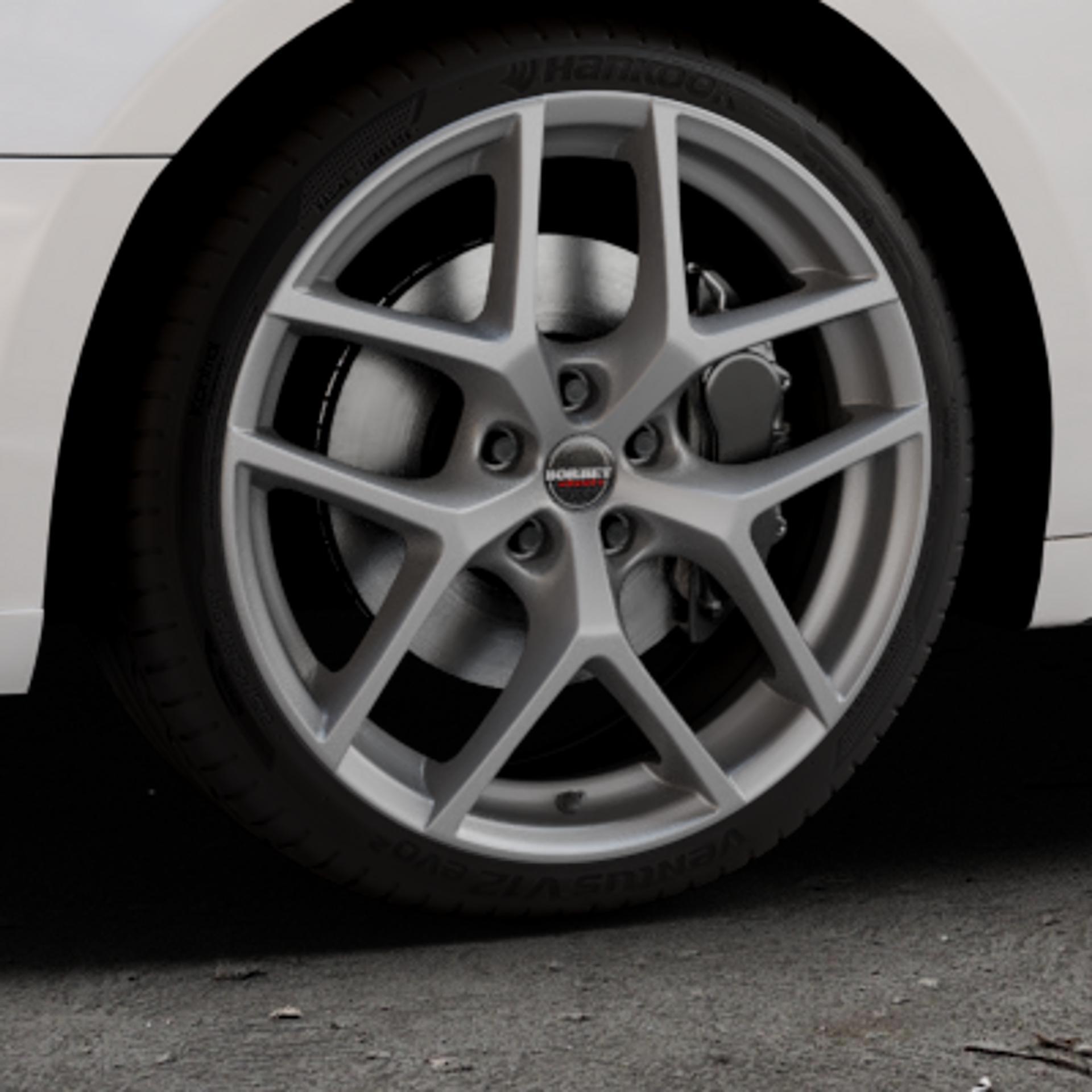 Borbet Y titan matt Felge mit Reifen grau in 19Zoll Winterfelge Alufelge auf weissem Audi A5 Typ B9 (Sportback) 2,0l TDI 140kW (190 PS) quattro TFSI 185kW (252 3,0l 160kW (218 200kW (272 1,4l 110kW (150 183kW (249 g-tron 125kW (170 Mild-Hybrid 100kW (136 210kW (286 45 180kW (245 35 40 50 170kW (231 120kW (163 30 ⬇️ mit 15mm Ti