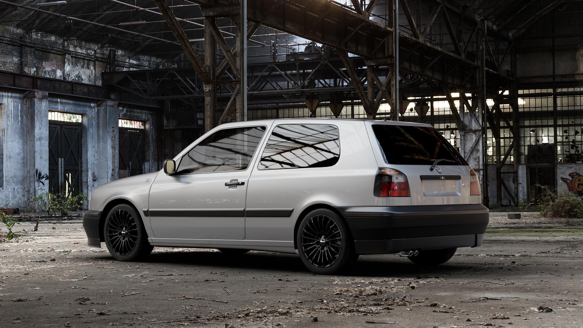 Alufelge Borbet CA 7X16 4//100 für Daihatsu und andere