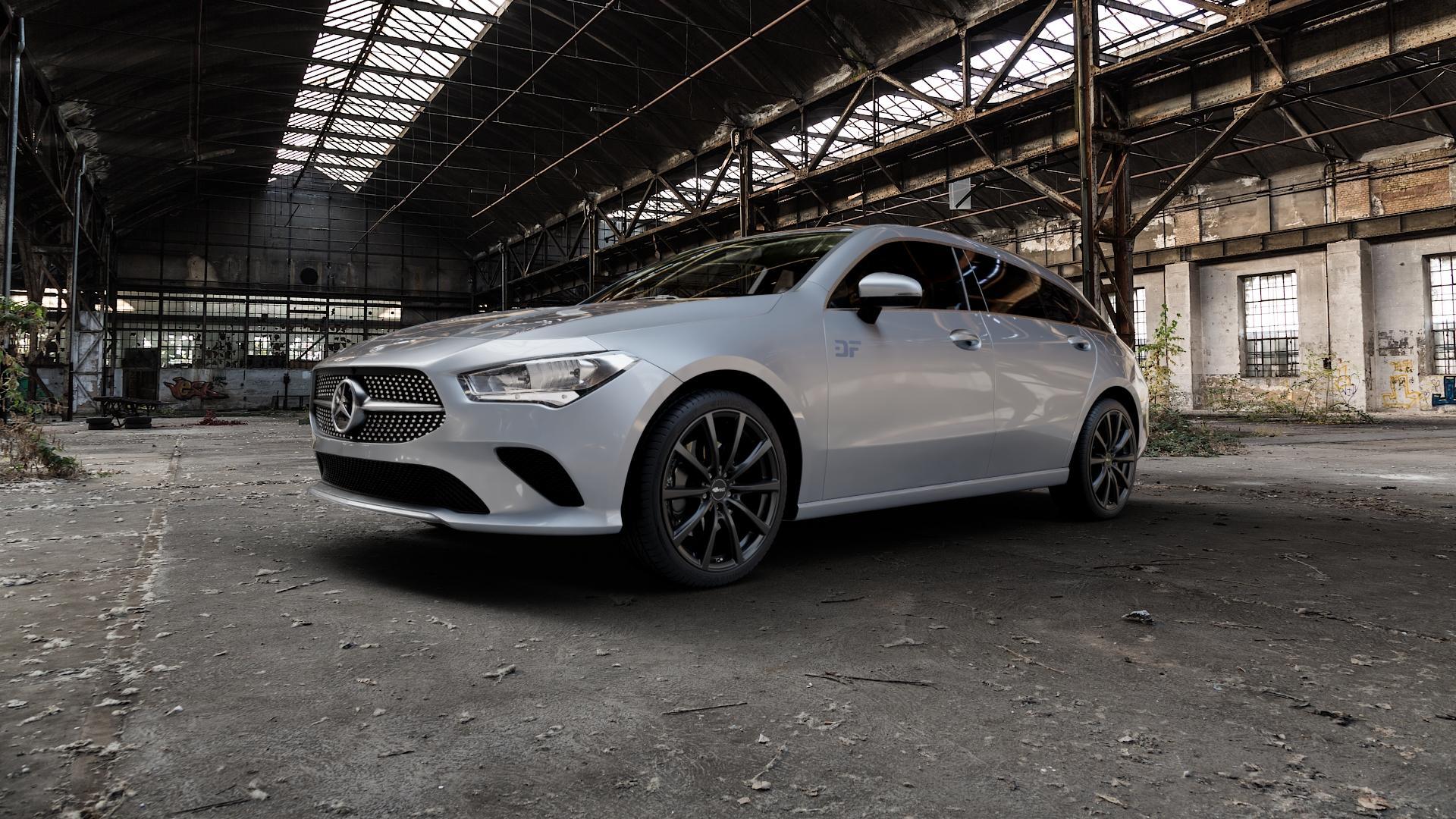Mercedes Cla Klasse Ii Shooting Brake C118 F2cla 2 0l Cla 35 Amg 4matic 225kw 306ps Felgen Und Komplettrader Felgenshop De