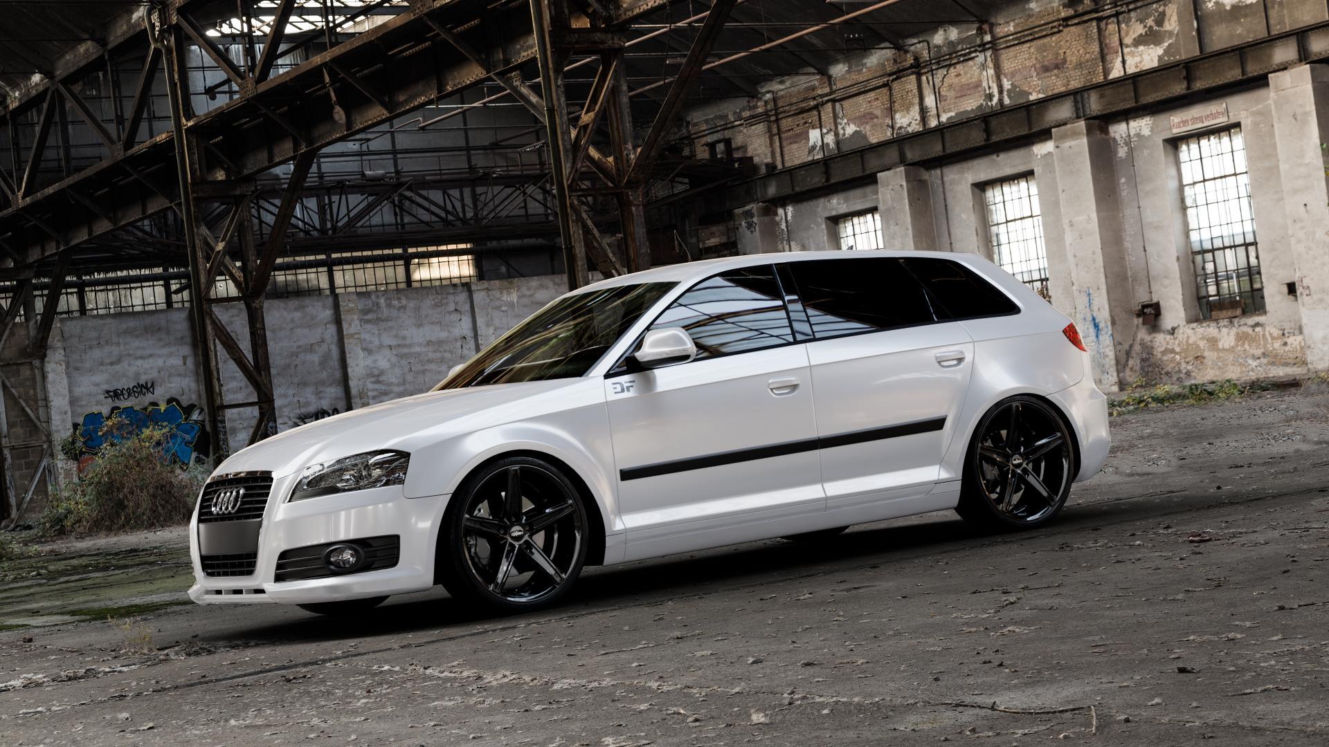 OXIGIN 18 Concave black Felge mit Reifen schwarz in 19Zoll Winterfelge Alufelge auf weissem Audi A3 Typ 8P (Sportback) 1,6l 75kW (102 PS) 2,0l FSI 110kW (150 1,9l TDI 77kW (105 103kW (140 TFSI 147kW (200 85kW (116 100kW (136 1,8l 118kW (160 125kW (170 1,4l 92kW (125 120kW (163 quattro 3,2l V6 184kW (250 S3 195kW (265 1,2l 66kW (90 18