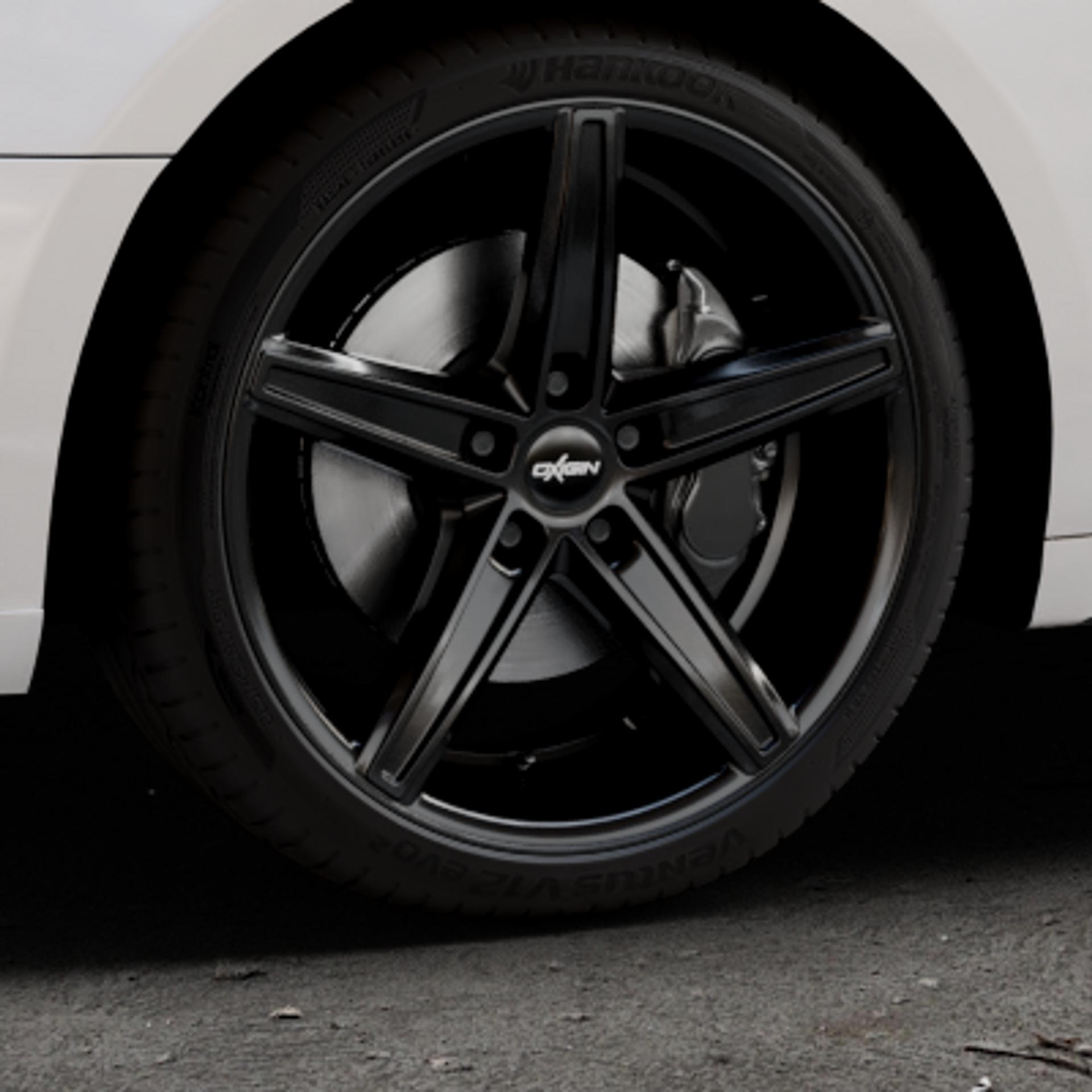 OXIGIN 18 Concave black Felge mit Reifen schwarz in 19Zoll Winterfelge Alufelge auf weissem Audi A5 Typ B9 (Sportback) 2,0l TDI 140kW (190 PS) quattro TFSI 185kW (252 3,0l 160kW (218 200kW (272 1,4l 110kW (150 183kW (249 g-tron 125kW (170 Mild-Hybrid 100kW (136 210kW (286 45 180kW (245 35 40 50 170kW (231 120kW (163 30 ⬇️ mit 15mm Ti